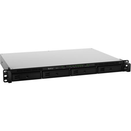 Boitier Serveur NAS Synology RS819 Rack 1U 4 x SATA 3.5/2.5 NASSYRS819 - 2