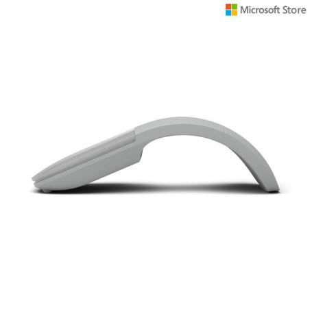 Souris Microsoft Surface Arc Mouse Bluetooth 4.0 gris clair SOMIFHD-00002 - 5