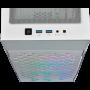 Boitier Corsair iCUE 220T RGB Airflow Blanc ATX USB 3.0 BTCO220T-RGB-W - 5