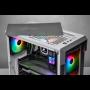 Boitier Corsair iCUE 220T RGB Airflow Blanc ATX USB 3.0