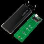 Boitier Externe USB 3.1 Type-C M.2 SATA LogiLink UA0314 BOEXM.2LL-UA0314 - 3