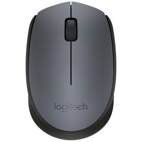 Souris Logitech Wireless Mouse M170 Noir USB unifying