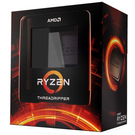 Processeur AMD Ryzen Threadripper 3970X 3.7Ghz 32Core 280W sTRX4 STRX4-TR-3970X - 2