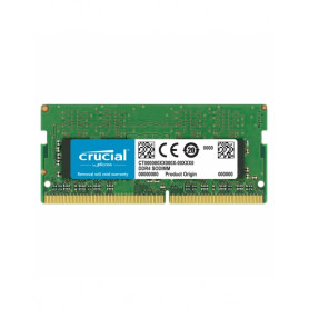 DDR4 Portable 16Go 2666 Mhz Crucial CT16G4SFD8266 1.2V CL19