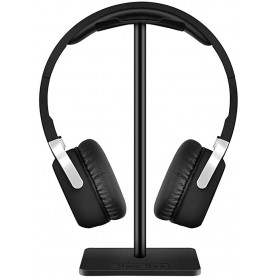 Support de Casque New Bee Alumium ABS Noir