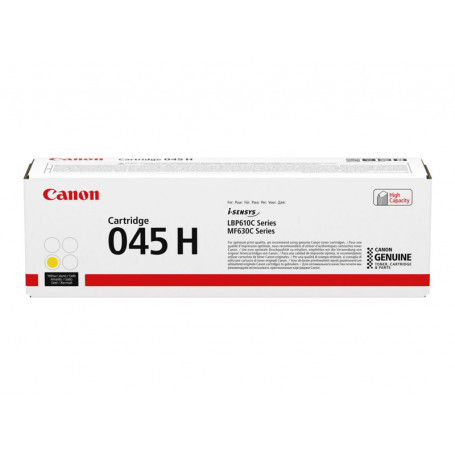Toner Canon 045 H Yellow 2200 pages MF63X/LBP61X TONERCA045YEH - 1
