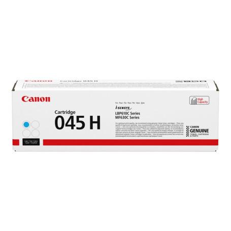 Toner Canon 045 H Cyan 2200 pages MF63X/LBP61X TONERCA045CYH - 1