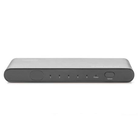Switch HDMI Digitus DS-45317 5 Ports Auto 4k 3840x2160 SW-HDMI-DS-45317 - 1