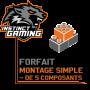 Montage Simple - moins de 5 composants MOIMONT-5PIECES - 1