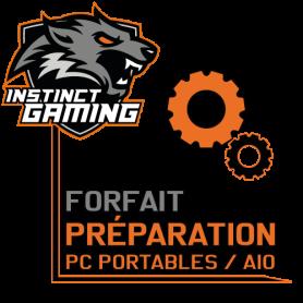 Préparation Ordinateur Portable/AiO