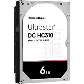 Disque Dur SATA 6Gb/s 6To 256Mo 7200Trs WD Ultrastar HC310