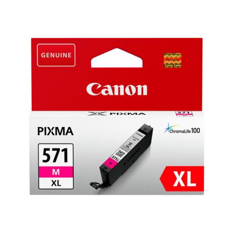 Cartouche Canon CLI 571 XL Magenta