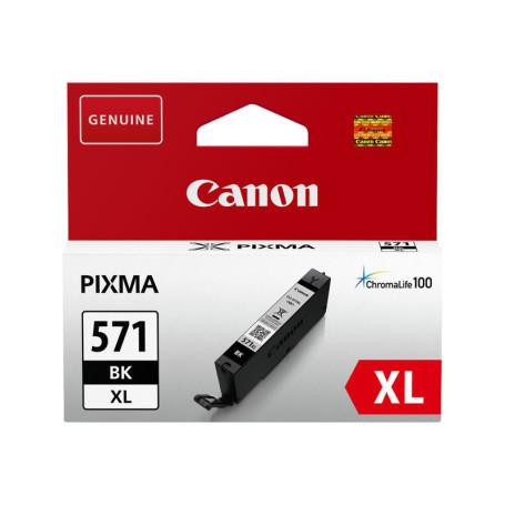 Cartouche Canon CLI 571 XL BK Noir