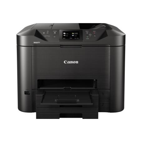 Imprimante Multifonction Canon MAXIFY MB5450 RJ45 Wifi Fax USB