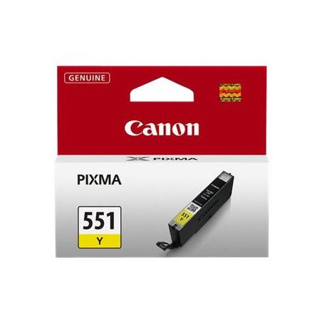 Cartouche Canon CLI-551 Yellow CARTCLI551Y - 1