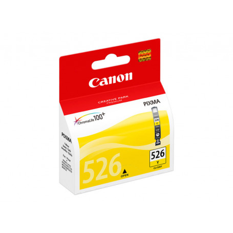 Cartouche Canon CLI-526Y Yellow CARTCLI526Y - 1