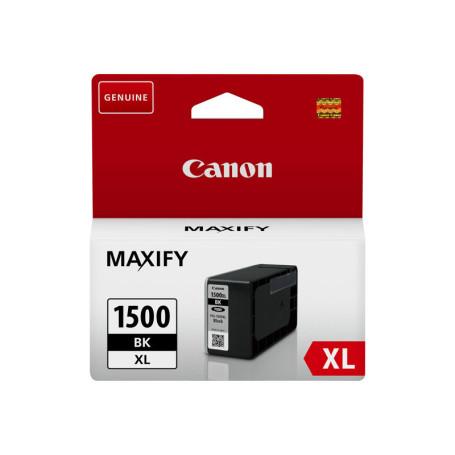 Cartouche Canon PGI-1500XL Noir 1200 pages