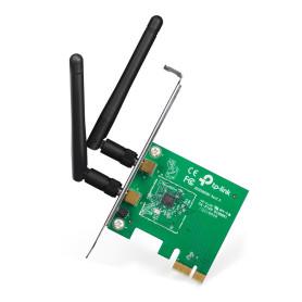 Carte Réseaux PCI-Express Wifi TP-Link N 300Mb TL-WN881ND 2 antennes