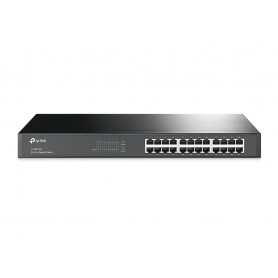 Switch RJ45 TP-Link TL-SG1024 10/100/1000 Mbps 24 Ports Rackable