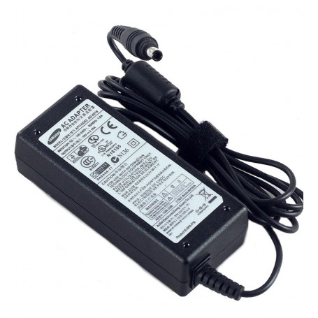 Chargeur Compatible Samsung 19V 3.16A 60W 5.5/3.0mm Pin 1.0mm