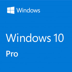 Microsoft Windows 10 Professionnel 64 Bits OEM 1 PC Fr WIN10PRO-64_OEM - 1