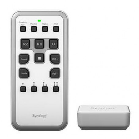 Synology Audio Remote jack 3.5mm Optique S/PDIF