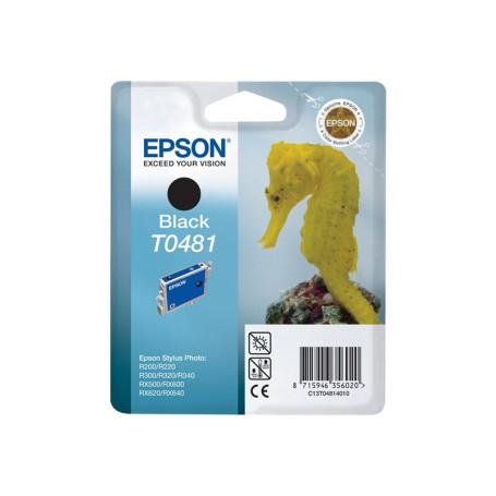 Cartouche Epson T0481 Noir 13ml 630pages