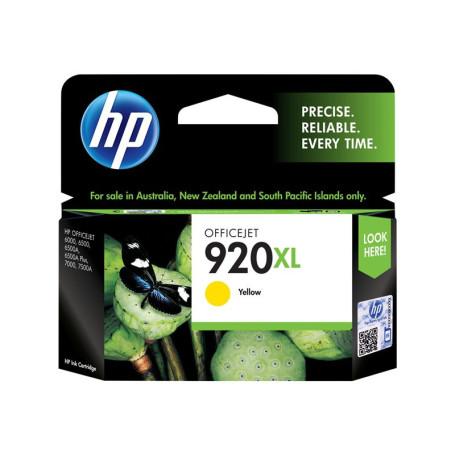 Cartouche HP 920XL Yellow CARTHP920XLYELLOW - 1