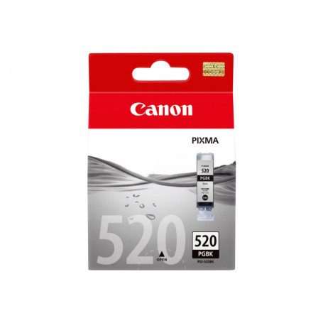 Cartouche Canon PGI 520BK Noire
