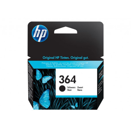 Cartouche HP 364 Noir CARTHP364N - 1