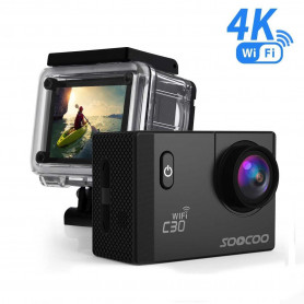 Caméra Sportive SOOCOO C30/R 4K Wifi Black