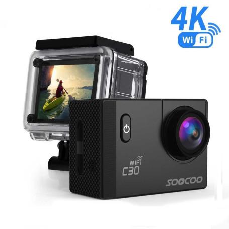 Caméra Sportive SOOCOO C30/R 4K Wifi Black CAMSOC30BK - 2