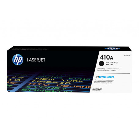 Toner HP 410A Noir CF410A 2300 pages