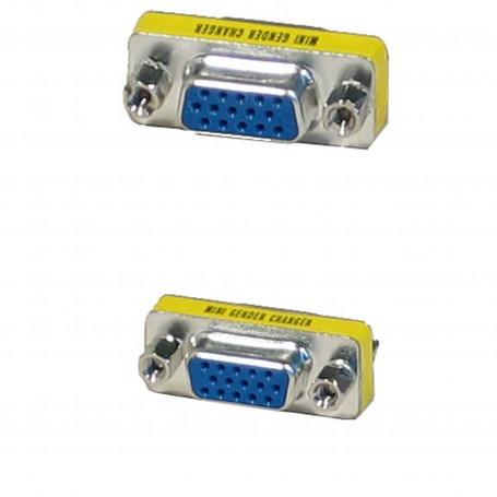 Adaptateur VGA Femelle vers Femelle