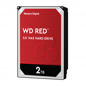 Disque Dur SATA 2To 256Mo WD RED WD20EFAX
