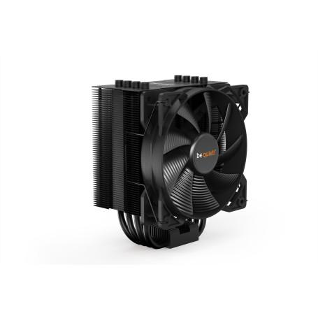 Ventilateur Be Quiet Pure Rock 2 Black 150W 1151/1200/2066/AMD PWM VENBQPUREROCK2BK - 1