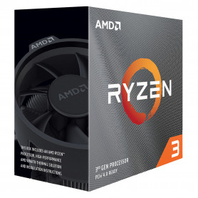 Processeur AMD RYZEN 3 3300X 3.8/4.3Ghz 16M 4Core 65W AM4