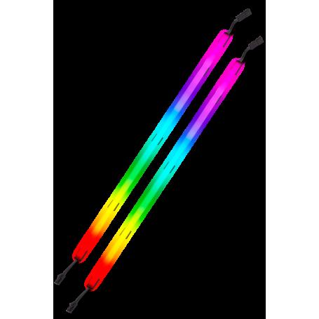 Lot d'extension Corsair iCUE LS100 Smart Lighting Strip 450mm LEDCOLS100S450 - 1