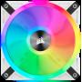 Ventilateur Corsair iCUE QL120 RGB Triple Pack Blanc 12cm VENCOQL120RGB-W-X3 - 4