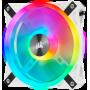 Ventilateur Corsair iCUE QL120 RGB Blanc 12cm VENCOQL120RGB-W - 4
