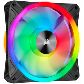 Ventilateur Corsair iCUE QL140 RGB 14cm VENCOQL140RGB - 2