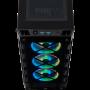 Boitier Corsair iCUE 465X RGB Noir ATX USB 3.0