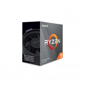Processeur AMD RYZEN 3 3100 3.6/3.9Ghz 16M 4Core 65W AM4