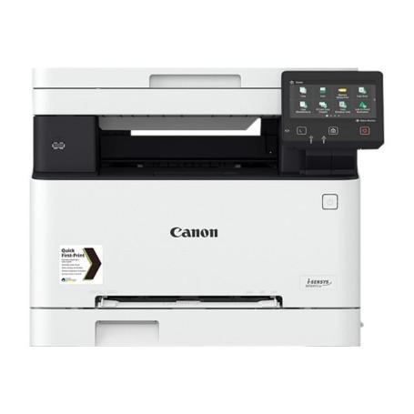 Imprimante Canon MF641Cw 3 en 1 Laser Couleur Réseaux RJ45 Wifi IMPCAMF641CD - 2