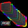 Tapis Spirit Of Gamer Skull RGB Gaming Mouse Pad 300x230x3mm TASOG-PADMRGB - 5