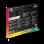 Tapis Spirit Of Gamer Skull RGB Gaming Mouse Pad 300x230x3mm TASOG-PADMRGB - 8