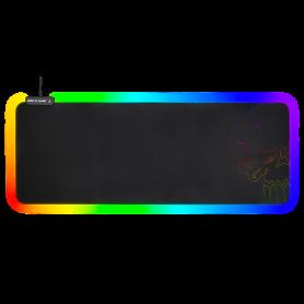 Tapis Spirit Of Gamer Skull RGB Gaming Mouse Pad XXL 800x30x3mm