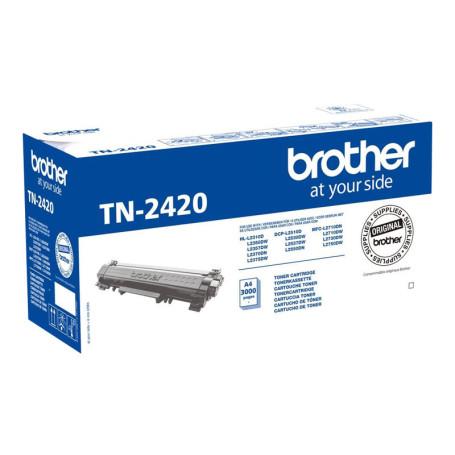 Toner Brother TN-2420 Noir 3000 pages TONERBRTN2420 - 2