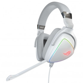 Micro Casque Asus Gaming ROG Delta White USB-C