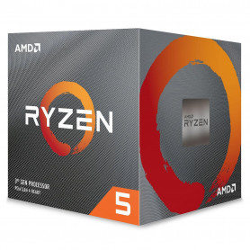 Processeur AMD RYZEN 5 3600XT 3.8/4.5Ghz 35M 6Core 95W AM4
